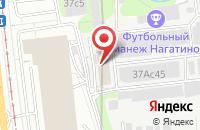 Схема проезда до компании Издательство «Главная Книга» в Москве