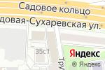 Схема проезда до компании Little Big Agency в Москве