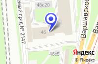 Схема проезда до компании БИЗНЕС-ЦЕНТР ЮЖНЫЙ КРЕСТ в Москве