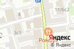 Схема проезда до компании Департамент недвижимости в Москве