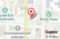 Схема проезда до компании Славпринт Фабрика Печати в Москве