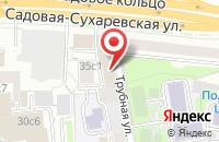 Схема проезда до компании Джи8 Медиа в Москве