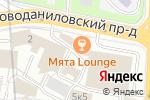 Схема проезда до компании Декарт в Москве