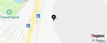 Борисхоф 1 на карте Москвы