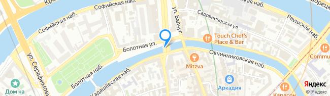 Малый Москворецкий мост