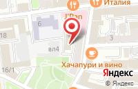 Схема проезда до компании Н. Дертевское в Москве