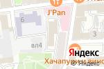 Схема проезда до компании Consult Market в Москве