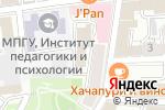 Схема проезда до компании Аудит Груп в Москве