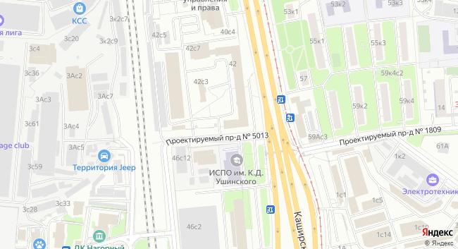 Бизнес-центр «БЦ на Варшавке» - превью 2