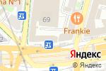 Схема проезда до компании Babylon Vapeshop в Москве