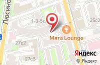 Схема проезда до компании Пск Рем-Строй в Москве