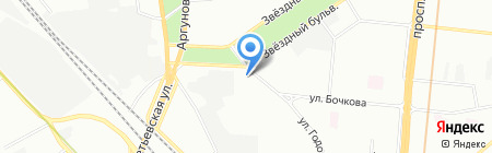 Эра Права на карте Москвы