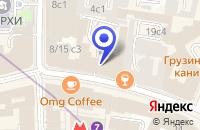 Схема проезда до компании КЛИНИКА ПЛАСТИЧЕСКОЙ ХИРУРГИИ ПИРАМИДА в Москве