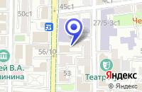 Схема проезда до компании ГЕОЛОГОРАЗВЕДОВАТЕЛЬНАЯ КОМПАНИЯ УРАН ГЕОЛОГОРАЗВЕДКА в Москве