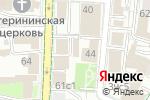 Схема проезда до компании Relanta в Москве