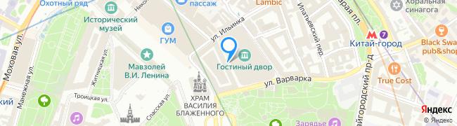 Хрустальный переулок