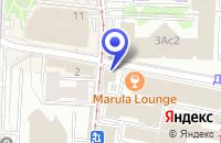 Схема проезда до компании АРХИТЕКТУРНО-СТРОИТЕЛЬНАЯ ФИРМА СПА-ИНТЕР в Москве