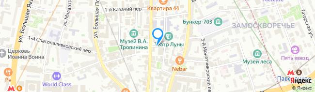 Малый Ордынский переулок