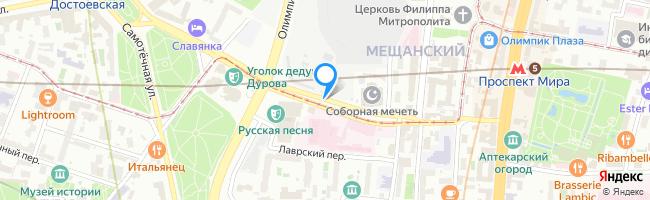 улица Дурова