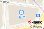 Схема проезда до компании Crocs в Москве
