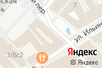 Схема проезда до компании MBAdiplom в Москве