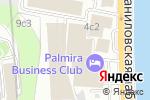 Схема проезда до компании Терехунь в Москве