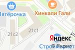 Схема проезда до компании Scopy Service в Москве