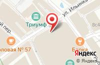 Схема проезда до компании Планета 2000 в Москве