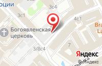 Схема проезда до компании Журнал «Гражданская Авиация» в Москве