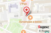 Схема проезда до компании Ямбурггазэнерго в Москве