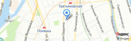 StarTime на карте Москвы