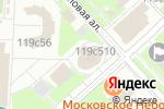 Схема проезда до компании Гастроном №1 в Москве