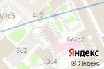 Схема проезда до компании ЮКОН в Москве