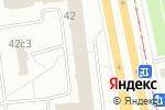 Схема проезда до компании Группа компаний Вектор в Москве