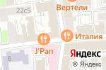 Схема проезда до компании Линия роста в Москве