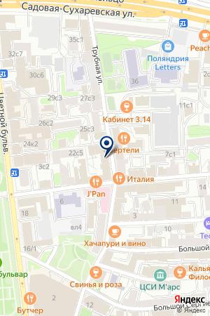 ПРОММАШИНСТРУМЕНТ-М на карте Москвы
