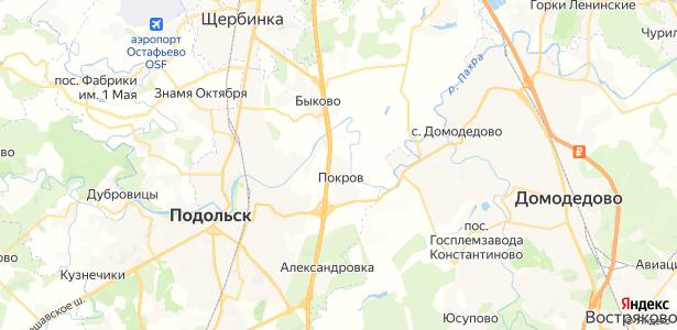 Ивлево на карте