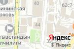 Схема проезда до компании Микроинформ в Москве