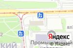 Схема проезда до компании Lemans Group в Москве