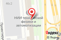 Схема проезда до компании Минерал Технолоджи в Москве