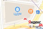 Схема проезда до компании Bartek в Москве