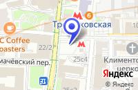 Схема проезда до компании АПТЕКА НФК в Москве