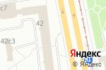 Схема проезда до компании ЛанТехно в Москве