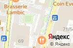 Схема проезда до компании Инвестиции и Финансы в Москве