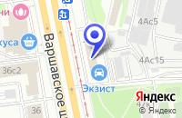 Схема проезда до компании АВТОСЕРВИСНОЕ ПРЕДПРИЯТИЕ АЛМАЗ в Москве
