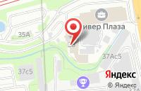 Схема проезда до компании Стройтелеком Дв в Москве