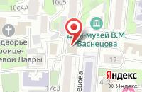 Схема проезда до компании Волга Медиа в Москве
