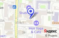 Схема проезда до компании АКБ ТРАДО-БАНК в Москве