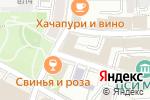 Схема проезда до компании Солев в Москве
