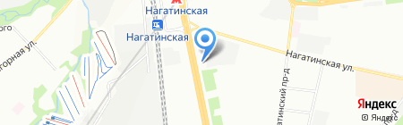 Dmg-auto на карте Москвы